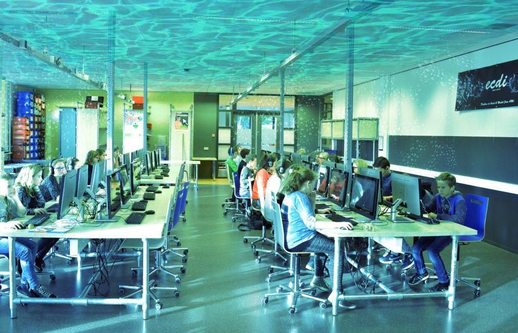 D&I onder water